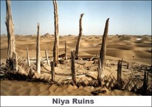 Niya ruins