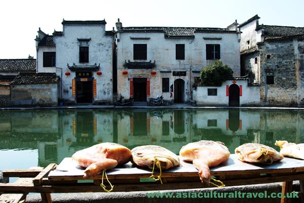 huizhou hongcun