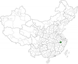 huizhou location