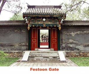 festoon gate