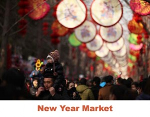new year market
