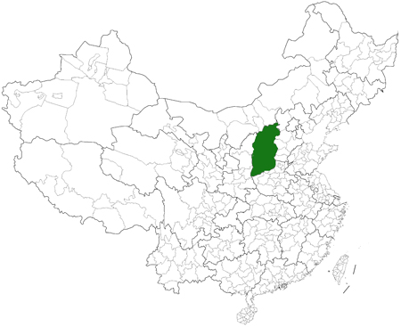 shanxi location