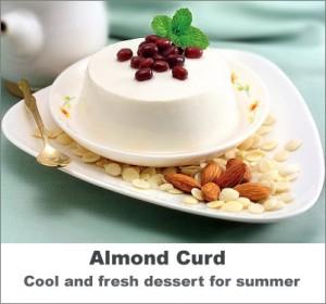 almond curd