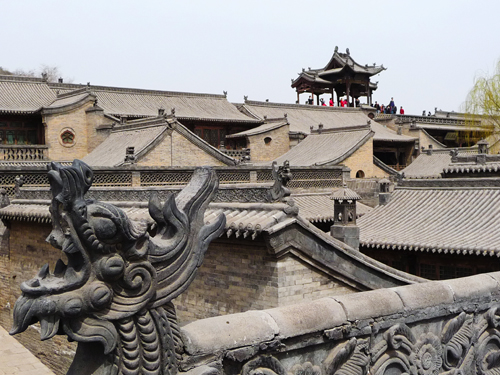 shanxi compound