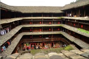 Fujian Tulou, Hegui lou