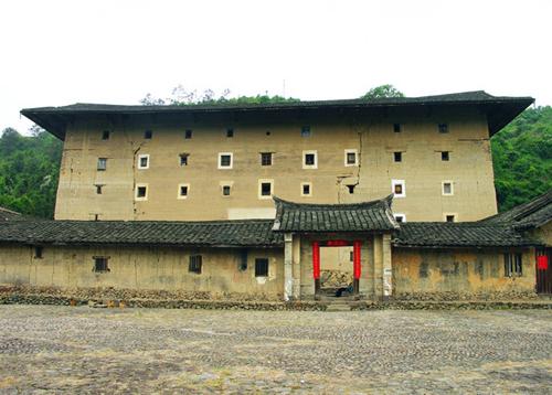 Fujian Tulou, rectangular tulou
