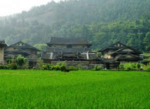 Fujian tulou, dafudi