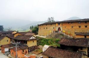 Fujian tulou, qiyun lou