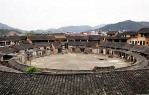 Fujian Tulou, Longjian lou