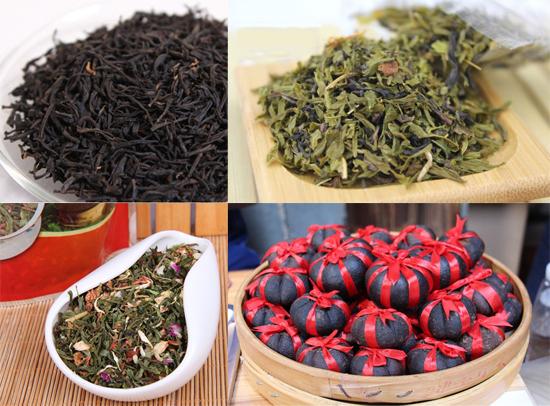 Tulou Tea