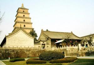 The Giant Wild Goose Pagoda02