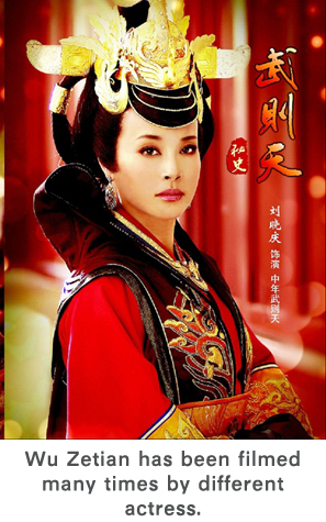 wu zetian a concubine to emperor Empress wu zetian of china went from a lowly concubine to wife to the emperor of china and finally to empress in the seventh century.