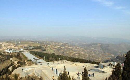 Zhaoling Mausoleum02