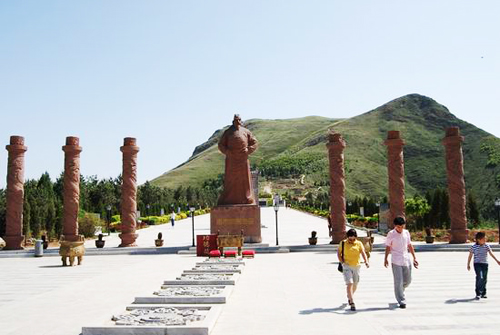 Zhaoling Mausoleum03