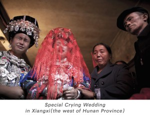 MIao crying wedding