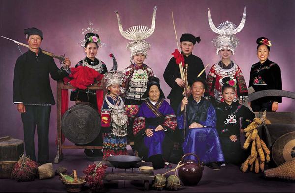 miao Traditional Dress