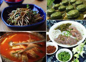Guizhou&Guangxi food