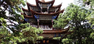 kunming golden temple02
