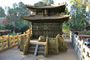 kunming golden temple殿03