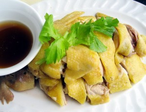 Dongjiang Salt-Baked Chicken