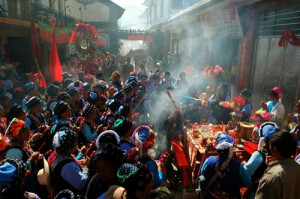 bai benzhu festival