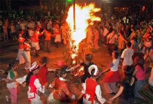 bai torch festival