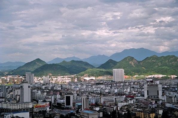 Huangshan City