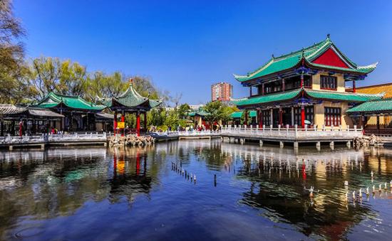 Cuihu Park Kunming