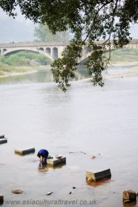 Duliu River Sanbao