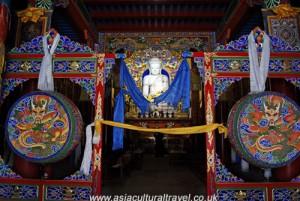 Silver Buddha Dazhao
