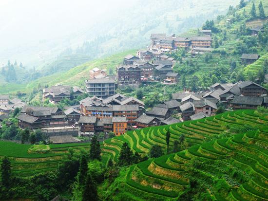 Ping'an Village 01