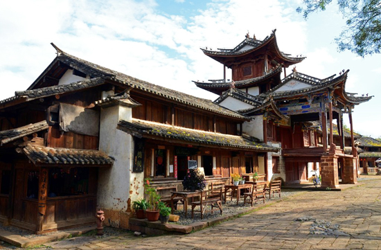 Shaxi ancient town 01