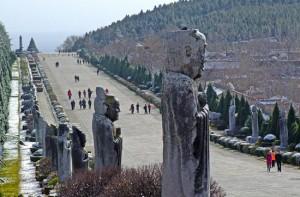 Qianling Mausoleum 02