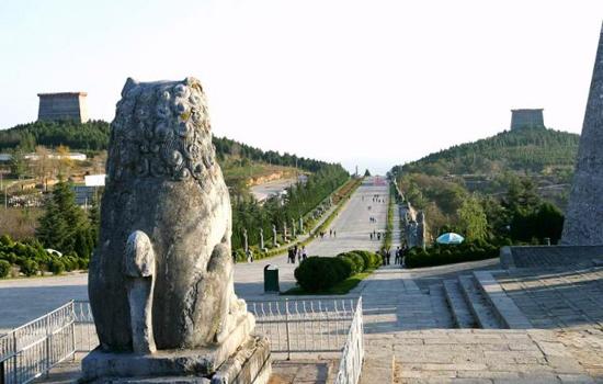 Qianling Mausoleum 03