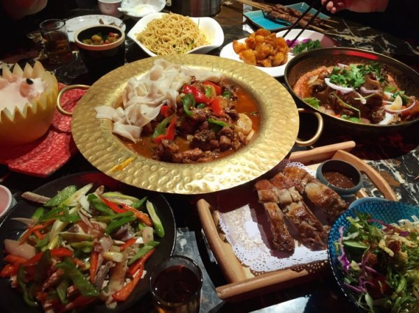 Xinjiang Cuisine China Asia Cultural Travel