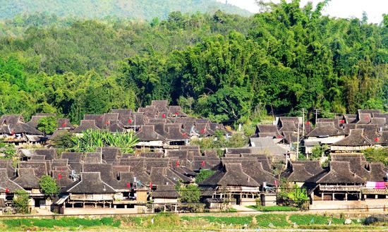 Dai Ethnic Garden