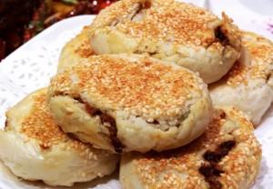 Huangqiao Sesame Cake