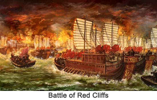 Battle Of Redcliff