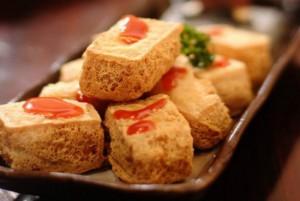 Shaoxing Stinky Tofu