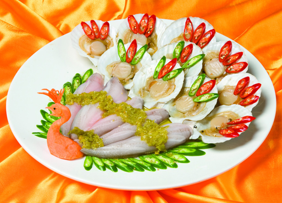 zhejiang sea food cuisine
