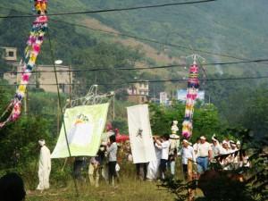 bouyei funeral