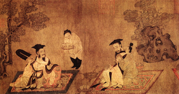 the life of Jin dynasty
