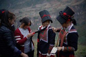 sichuan Yi minority