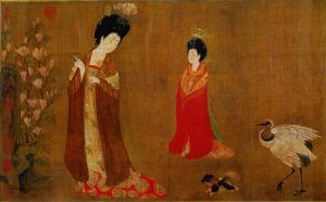 Ladies in the Tang Dynasty