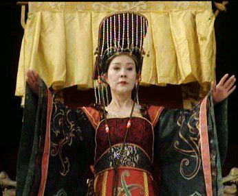 Empress Wu Zetian is popular in movies