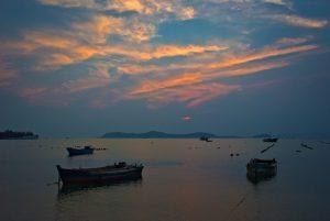 Jiaozhou Bay