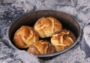 Cooking Pot Bread