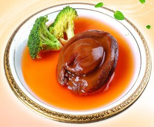 Braised Abalone with Shells