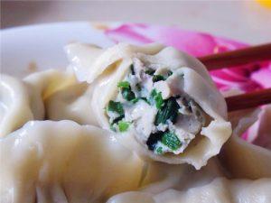 Shandong-style Dumplings