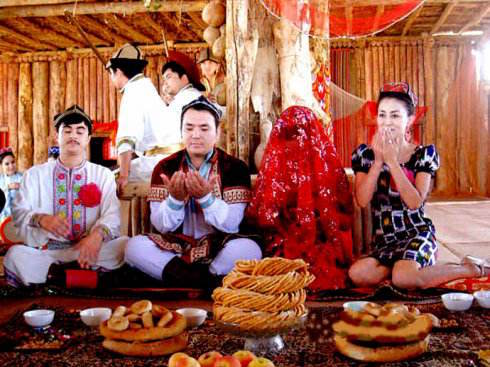 Uyghur wedding01